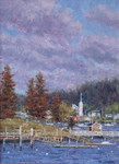Boothbay Harbor by Mitch Billis